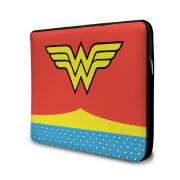 Capa de Notebook Power Girls Wonder Woman Clothes