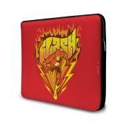 Capa de Notebook The Flash Fire