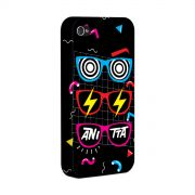 Capa para iPhone 4/4S Anitta Glasses