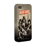 Capa para iPhone 4/4S Kiss Rock Story