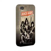 Capa para iPhone 4/4S Kiss Rock Story