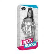 Capa para iPhone 4/4S MC Tati Zaqui Água na Boca
