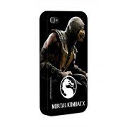 Capa para iPhone 4/4S Mortal Kombat X Capa