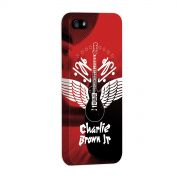 Capa para iPhone 5/5S Charlie Brown Jr. Imunidade Musical