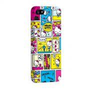 Capa para iPhone 5/5S  Hello Kitty Comic Con HQ