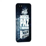 Capa para iPhone 5/5S João Rock Música