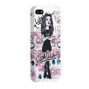 Capa para iPhone 5/5S Ludmilla Grafite