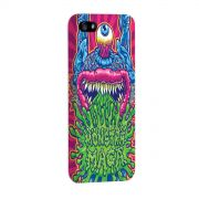 Capa para iPhone 5/5S Monstra Ma�� Puke