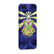 Capa para iPhone 5/5S/SE Monstra Ma�� Kaweeko