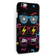 Capa para iPhone 6/6S Plus Anitta Glasses