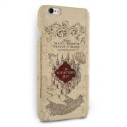 Capa para iPhone 6/6S PLUS Harry Potter The Marauder´s Map