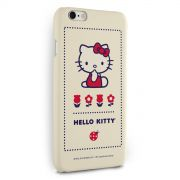 Capa para iPhone 6/6S Plus Hello Kitty Flowers