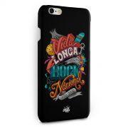 Capa para iPhone 6/6S Plus Jo�o Rock Vida Longa ao Rock Nacional
