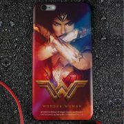 Capa para iPhone 6/6S PLUS Wonder Woman Power