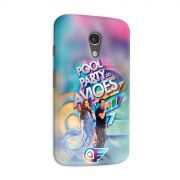 Capa para Motorola Moto G 2 Avi�es do Forr� Capa Pool Party