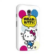 Capa para Motorola Moto G 2 Hello Kitty Comic Con Experience