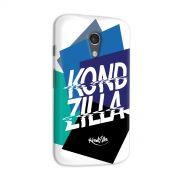 Capa para Motorola Moto G 2 Kondzilla Stripe Art