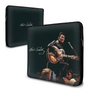 Capa Para Notebook Elvis 68 Comeback Black