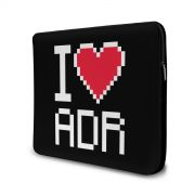 Capa para Notebook I Love ADR