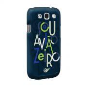 Capa para Samsung Galaxy S3 Aviões do Forró Sou Aviãozeiro