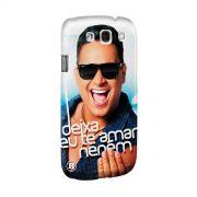 Capa para Samsung Galaxy S3 Harmonia do Samba Deixa Eu Te Pegar Neném