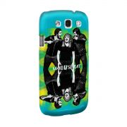 Capa para Samsung Galaxy S3 Make U Sweat Foto