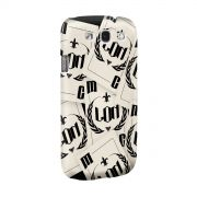 Capa para Samsung Galaxy S3 MC Lon Playing Cards