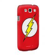 Capa para Samsung Galaxy S3 The Flash Logo