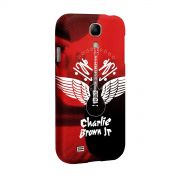 Capa para Samsung Galaxy S4 Charlie Brown Jr. Imunidade Musical