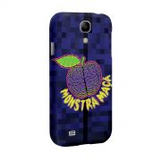 Capa para Samsung Galaxy S4 Monstra Ma�� Brains