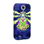 Capa para Samsung Galaxy S4 Monstra Maçã Kaweeko