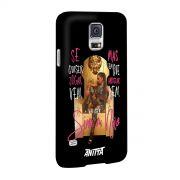Capa para Samsung Galaxy S5 Anitta Sim ou Não