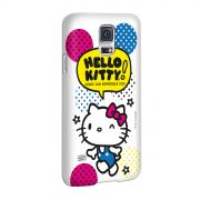 Capa para Samsung Galaxy S5 Hello Kitty Comic Con Experience