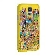 Capa para Samsung Galaxy S5 Maurício de Sousa 80 Anos