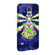 Capa para Samsung Galaxy S5 Monstra Maçã Kaweeko