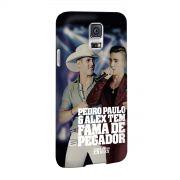 Capa para Samsung Galaxy S5 Pedro Paulo & Alex Fama de Pegador