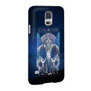 Capa para Samsung Galaxy S5 Sofia Oliveira Elephant