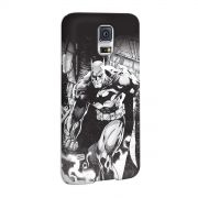 Capa para Samsung Galaxy S5 Tracing Batman