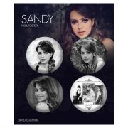 Cartela de Buttons Sandy Pictures