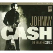 CD Box Johnny Cash The Greatest Songs