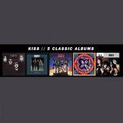 CD Box Kiss 5 Classic Albums