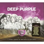 CD Box The Many Faces Of Deep Purple