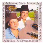 CD Cezar & Paulinho Alma Sertaneja