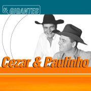 CD Cezar & Paulinho S�rie Os Gigantes