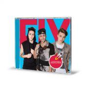 CD Duplo Banda Fly Cabelos de Algodão