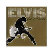 CD Duplo Elvis Viva Las Vegas