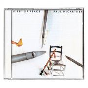 CD Duplo IMPORTADO Paul McCartney Pipes of Peace