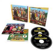 Pré-Venda CD Duplo NACIONAL Sgt. Pepper´s Lonely Hearts Club Band Anniversary Edition