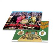 Pré-Venda CD Duplo NACIONAL Sgt. Pepper´s Lonely Hearts Club Band Anniversary Edition
