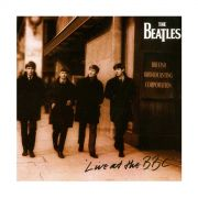 CD Duplo The Beatles - Live At The BBC